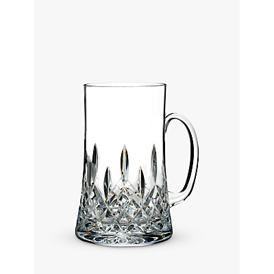 Waterford Lismore Connoisseur Beer Mug With Handle