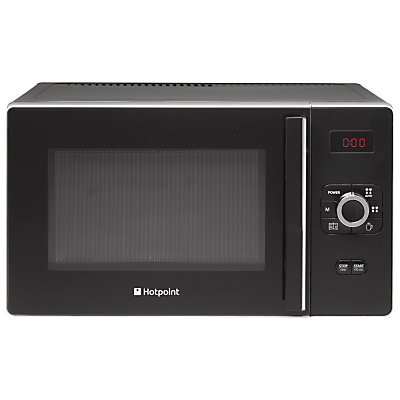 Hotpoint MWH2521B Freestanding Microwave Black