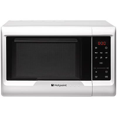 Hotpoint MWH2031MW Freestanding Microwave White