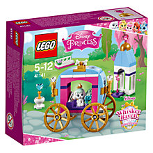 Buy LEGO Disney Princess Pumpkin Royal Carriage Online at johnlewis.com