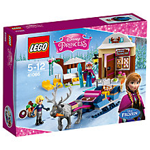 Buy LEGO Disney Princess 41066 Anna & Kristoff Sleigh Online at johnlewis.com