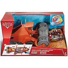 Buy Disney Cars Chase & Change Frank Vehicle Online at johnlewis.com