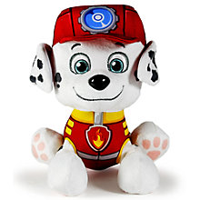 "Buy Paw Patrol Pup Pals 8"" Plush Soft Toy, Assorted Online at johnlewis.com"
