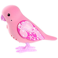 Buy Little Live Pets Tweet Talking Bird, Bubble Pop Online at johnlewis.com