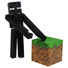 Buy Minecraft Enderman Action Figure Online at johnlewis.com
