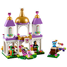 Buy LEGO Disney Princess 41142 Palace Pets Castle Online at johnlewis.com