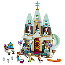 Buy LEGO Disney Princess 41068 Arendelle Castle Online at johnlewis.com