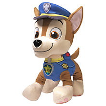 Buy Paw Patrol Talking Plush Soft Toy, Assorted Online at johnlewis.com