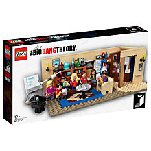 Buy LEGO Ideas The Big Bang Theory Online at johnlewis.com
