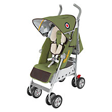 Buy Maclaren 50th Anniversary Spitfire Stroller, Camouflage Online at johnlewis.com