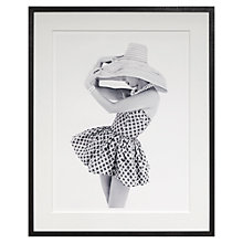 Buy John French - Maria Sacrifia Framed Print, 66 x 53cm Online at johnlewis.com