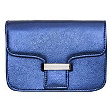 Buy Mango Small Chain Strap Flap Handbag Online at johnlewis.com