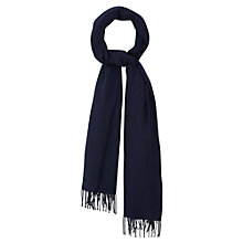 Buy Viyella Pashmina, Navy Online at johnlewis.com