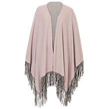 Buy Betty Barclay Fringed Poncho Online at johnlewis.com