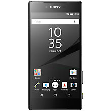 "Buy Sony Xperia Z5 Premium Smartphone, Android, 5.5"", 4G LTE, SIM Free, 32GB Online at johnlewis.com"