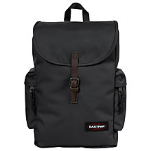 Buy Eastpak Austin Backpack, Black Online at johnlewis.com