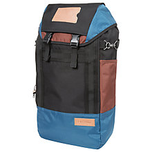 Buy Eastpak Bust Merge Mix Backpack, Brown Online at johnlewis.com