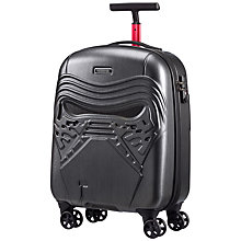 Buy American Tourister Star Wars Kylo Ren Small Suitcase, Graphite Online at johnlewis.com