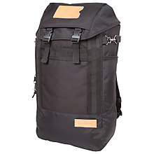 Buy Eastpak Bust Merge Laptop Backpack, Black Online at johnlewis.com