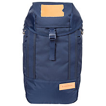 Buy Eastpak Fluster Merge Backpack, Night Driving Navy Online at johnlewis.com