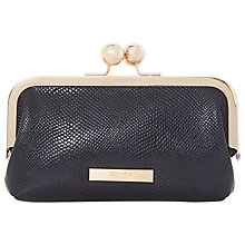 Buy Dune Kartha Clasp Fastening Purse Online at johnlewis.com