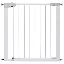 Buy Safety 1st Simply Close Metal Gate, White Online at johnlewis.com