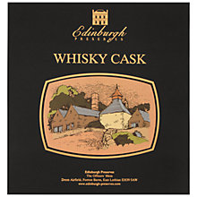 Buy Edinburgh Preserves Whisky Cask, Set of 4 Condiments Online at johnlewis.com