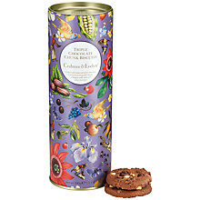 Buy Crabtree & Evelyn Triple Chocolate Chunk Biscuits Online at johnlewis.com