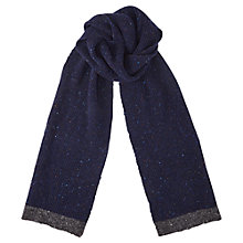 Buy Jigsaw Donegal Wool Scarf Online at johnlewis.com