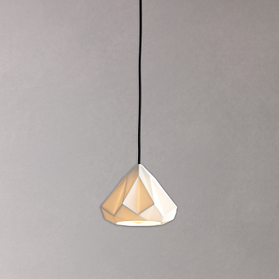 Original BTC Hatton 1 Small Pendant Light, 21cm