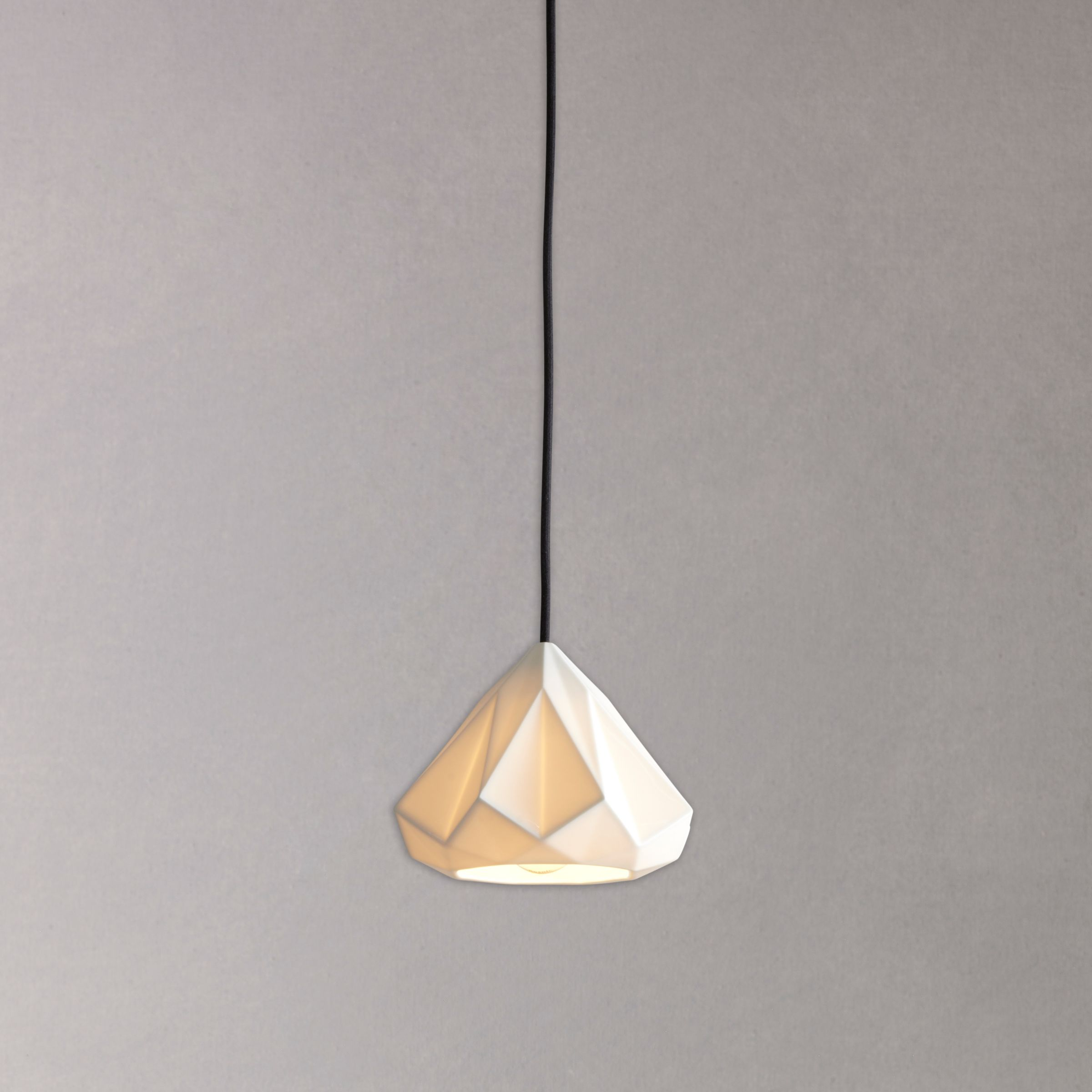 Original BTC Original BTC Hatton 1 Small Pendant Light, 21cm