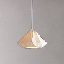 Buy Original BTC Hatton 2 Medium Pendant Light, 35cm Online at johnlewis.com