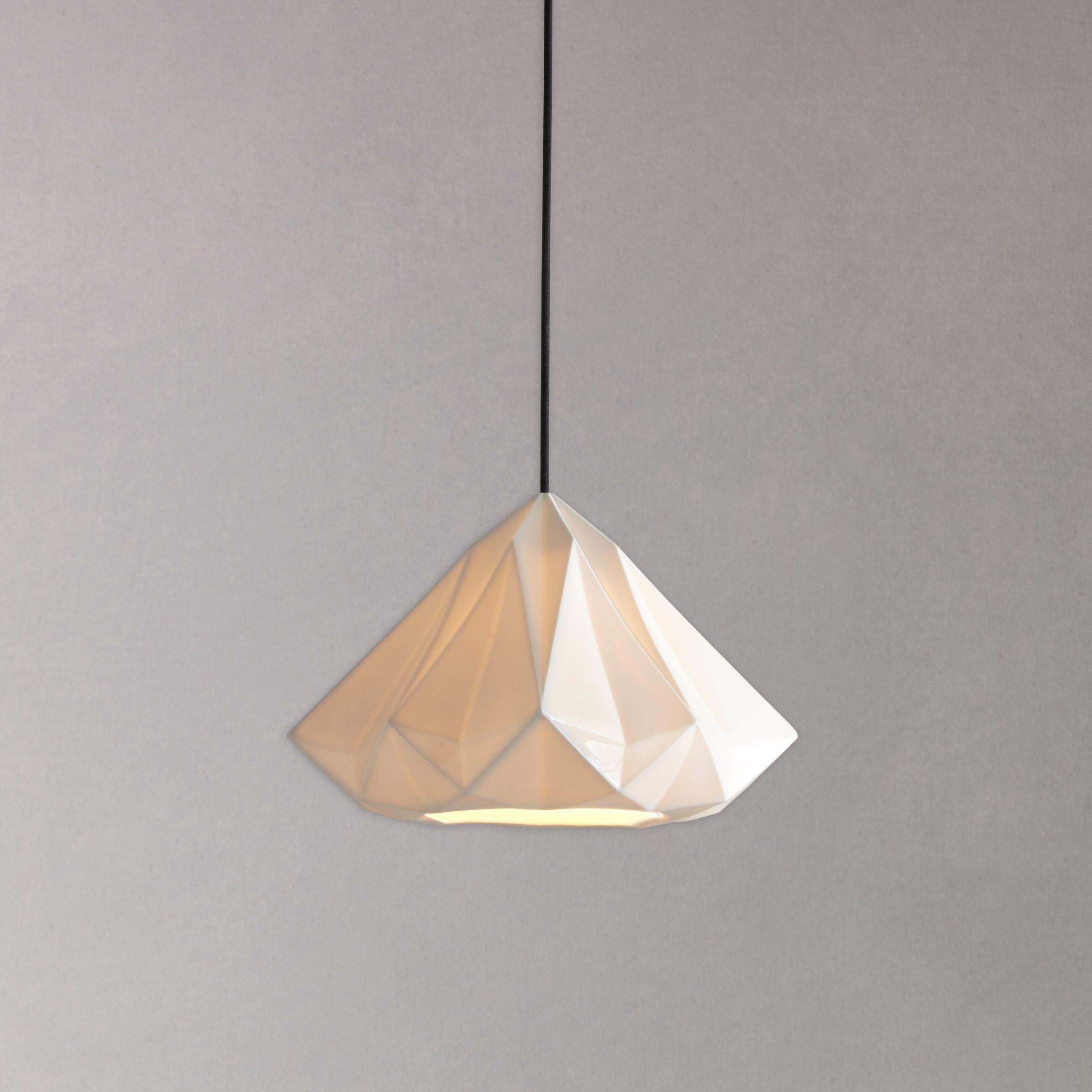 Original BTC Original BTC Hatton 2 Medium Pendant Light, 35cm