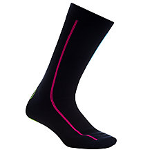 Buy Paul Smith Neon Vertical Stripe Socks, One Size, Navy Online at johnlewis.com
