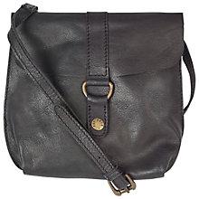Buy Fat Face Evening Mini Crossbody Bag, Black Online at johnlewis.com