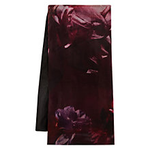 Buy Coast Filtered Fleur Silk Scarf, Multi Online at johnlewis.com