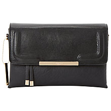 Buy Dune Emory Flapover Clutch Bag Online at johnlewis.com