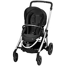 Buy Maxi-Cosi Elea Pushchair, Black Online at johnlewis.com