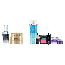 Buy Lancôme Advanced Génifique, 30ml and Lancôme Absolue Precious Cells Day Cream, 50ml with Rénergie Gift Online at johnlewis.com