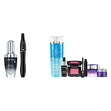 Buy Lancôme Advanced Génifique, 50ml and Lancôme Hypnôse Mascara, 01 Noir with Rénergie Gift Online at johnlewis.com
