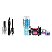 Buy Lancôme Advanced Genifique Yeux Light Pearl Eye Illuminator Concentrate, 20ml and Lancôme Hypnôse Volume-à-Porter Clean Volume Mascara, Noir with Rénergie Gift Online at johnlewis.com