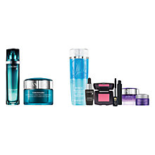 Buy Lancôme Visionnaire Serum Plus, 50ml and Lancôme Visionnaire Advanced Multi-Correcting Cream, 50ml with Rénergie Gift Online at johnlewis.com
