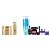 Buy Lancôme Absolue Precious Cells Day Cream, 50ml and Lancôme Absolue Oléo Serum, 30ml with Rénergie Gift Online at johnlewis.com
