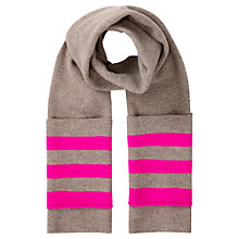 Buy Jigsaw Scarf with Pocket Online at johnlewis.com