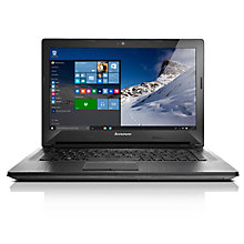 "Buy Lenovo Z50 Laptop, AMD A10, 16GB RAM, 1TB, 15.6"" Online at johnlewis.com"