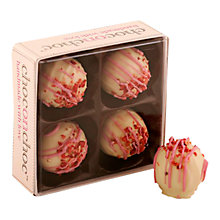 Buy Choc on Choc Strawberry Champagne Truffles Online at johnlewis.com