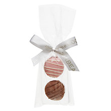 Buy The Cocoabean Company Strawberry and Chocolate Macaroons Online at johnlewis.com