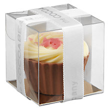 Buy The Cocoabean Company Mini Chocolate Cupcake, Individual Online at johnlewis.com