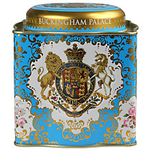 Buy Coat of Arms Tea Caddy with 50 Tea Bags Online at johnlewis.com