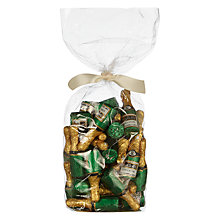 Buy Champagne Bottle Bag Chocolates 320g Online at johnlewis.com